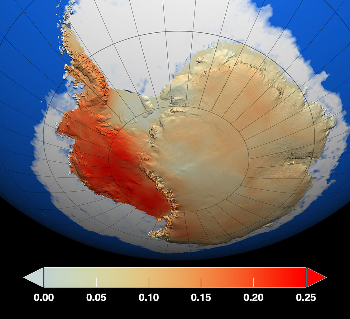 Increase In Antarctic Ice Does NOT Refute Climate Change!