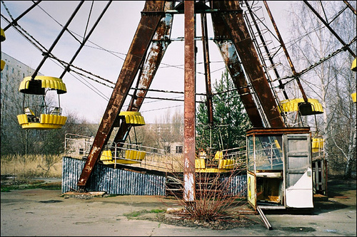 Chernobyl Photos On Display in Detroit