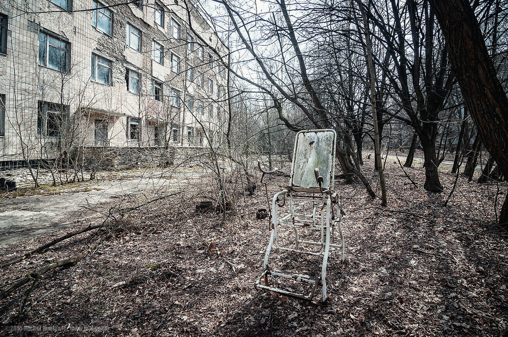 chernobyl wierd chair