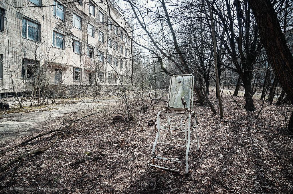 chernobyl wierd chair