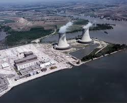 FERMI nuke plant Monroe, MI